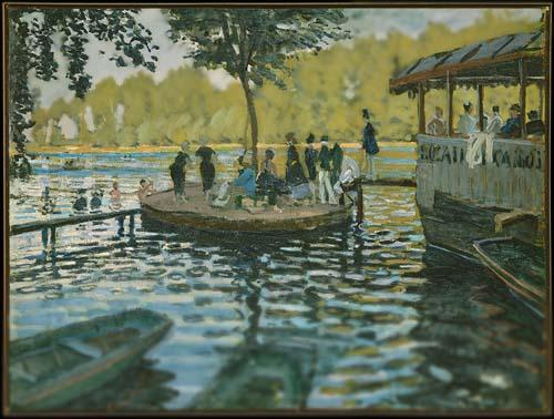 Monet Tilt Shifted in Photoshop CS5