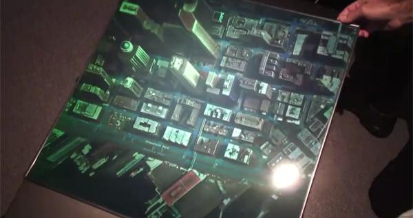 Cityscape Hologram