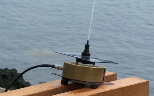 Liquid Antenna