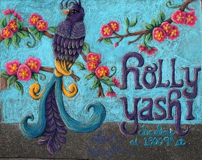 Holly Yashi Pastels on the Plaza 2011 - Leah Vaugn