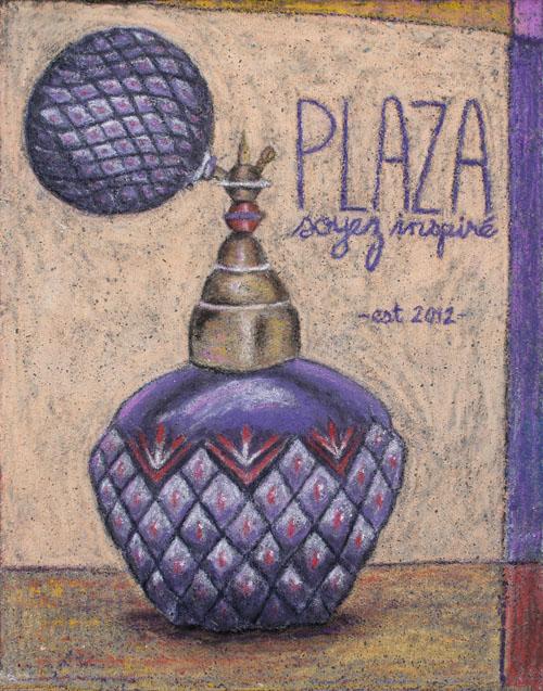 Casey Vaughn, Baroni Plaza Store Pastel