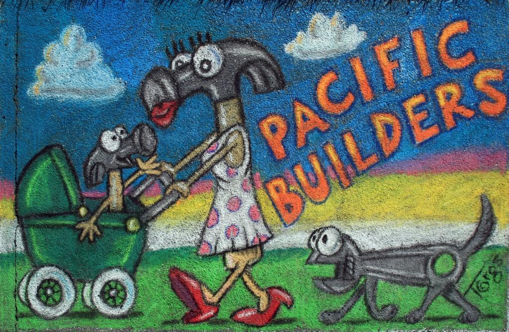 pacific builders pastel