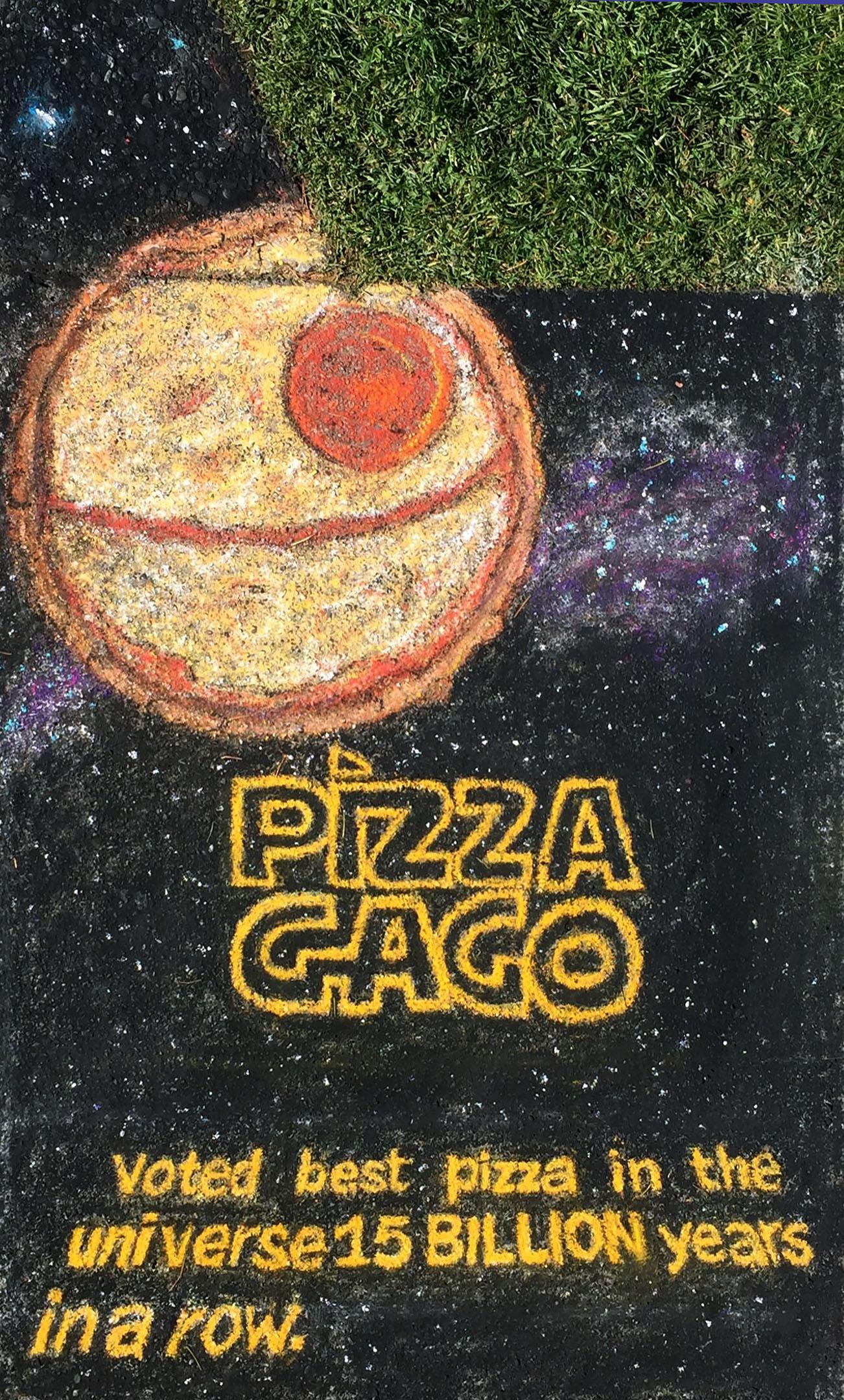 Pizza Gago plaza