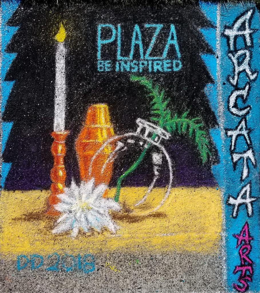 Pastel Plaza